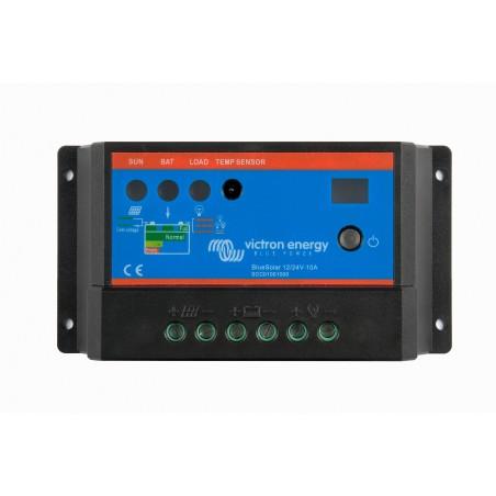 Régulateur BlueSolar PWM-Light 12/24V-30A