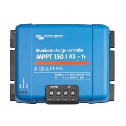 Régulateur BlueSolar MPPT 150/45-Tr