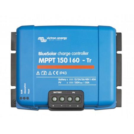Régulateur BlueSolar MPPT 150/60-Tr