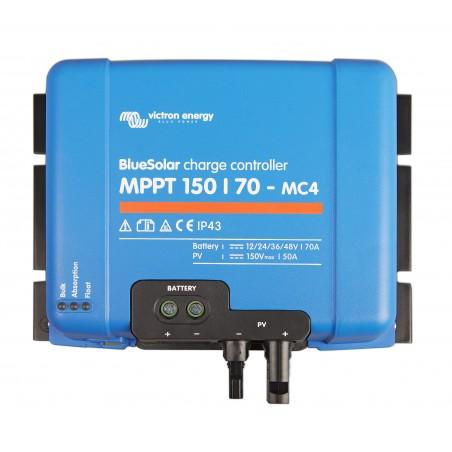 Régulateur BlueSolar MPPT 150/70-MC4