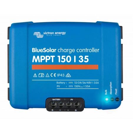 Régulateur BlueSolar MPPT 150/35