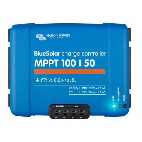 Régulateur BlueSolar MPPT 100/50