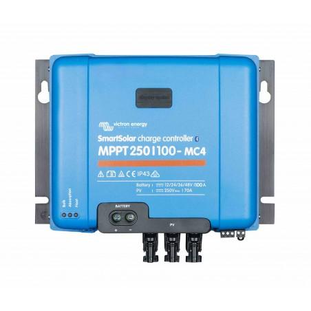 Régulateur SmartSolar MPPT 250/100-MC4