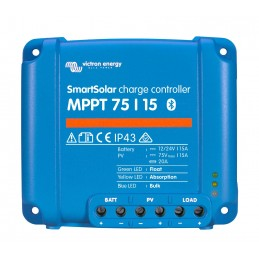 Régulateur SmartSolar MPPT 75/15