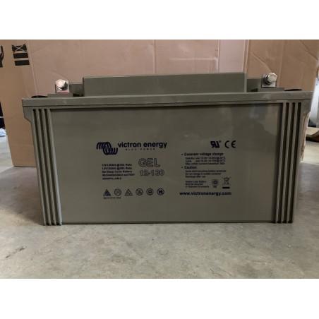 Batterie OCCASION GEL 12/130Ah