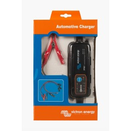 Chargeur Automobile IP65 6V/12V-1,1A