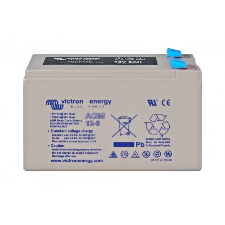 12V/8Ah AGM Deep Cycle Batt.