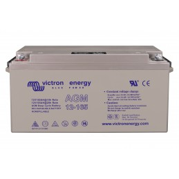 12V/165Ah AGM Deep Cycle Batt.