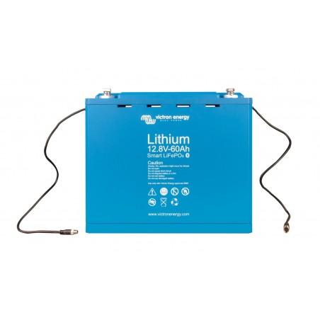 Batterie Lithium LiFePO4 12,8V/60Ah Smart