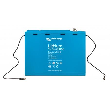 Batterie Lithium LiFePO4 12,8V/200Ah Smart