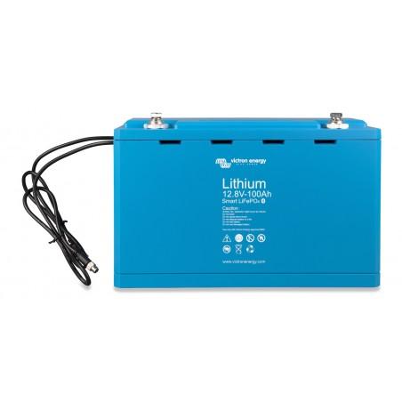 Batterie Lithium LiFePO4 12,8V/100Ah Smart