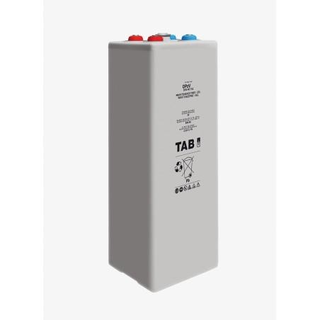 Batterie solaire OPZV 2V/1200 Ah GEL Long Life