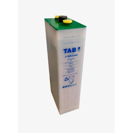 Batterie solaire OPZS Blanche 2V/875 Ah