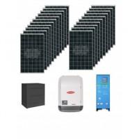 Kits solaires en autoconsommation